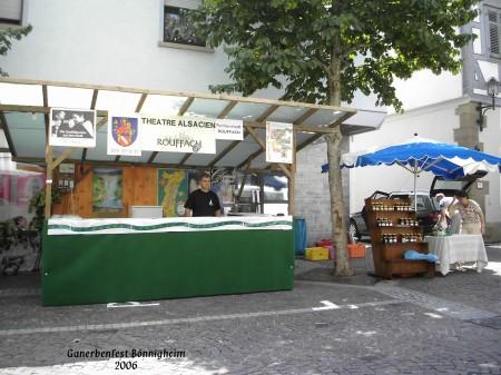 Strassenfest Bönnigheim